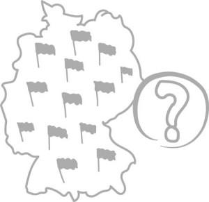 Berlin, Stuttgart, Düsseldorf, Köln … wo sollen wir unseren Messestand aufbauen?