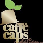Das Logo der caffè caps von diGiu, ganz besonderen Kaffeekapseln.